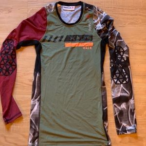 Reebok Spartan Race Long sleeve compression top